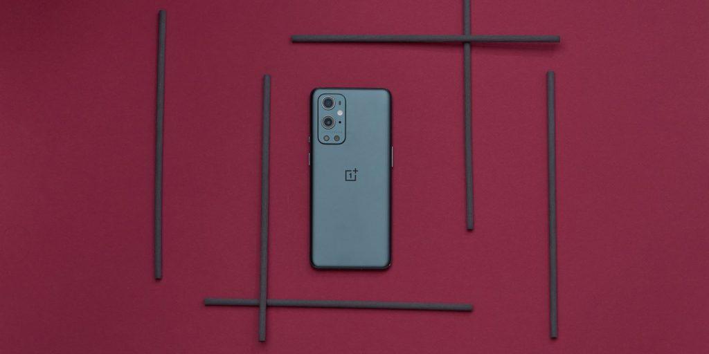 OnePlus 9Pro: задняя панель