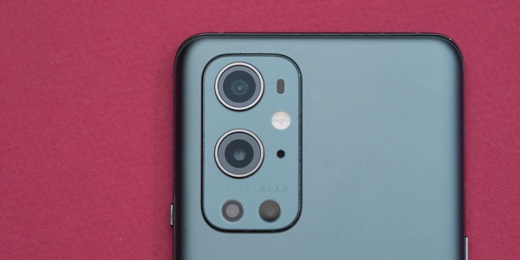 OnePlus 9Pro: блок камер