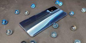 Обзор Realme GT 5G — смартфона на топовом чипсете по приемлемой цене
