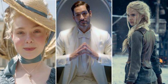 Главное о кино за неделю: финал «Люцифера», второй сезон «Великой» и не только
