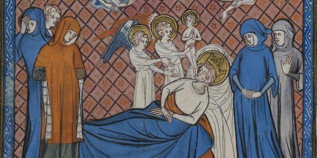 Людовик IX умирает от цинги