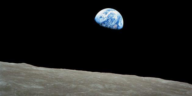 Зачем нужны полёты на Луну: там можно заниматься астрономическими наблюдениями