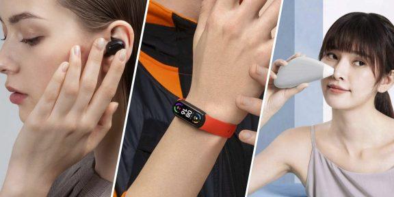 Находки AliExpress: наушники, фитнес-трекер, робот-пылесос, графический браслет