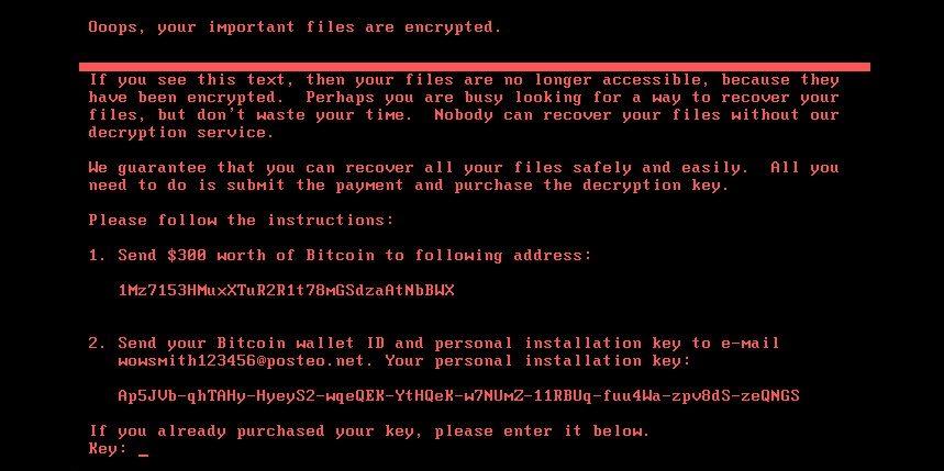 10 самых громких кибератак в истории: Petya