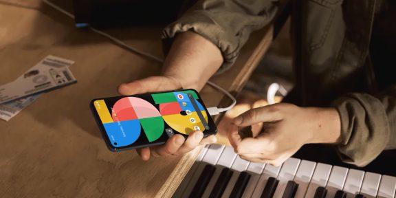 Google представила Pixel 5a 5G с влагозащитой и ёмким аккумулятором