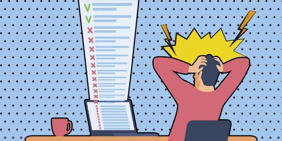 Почему лучше вести список выполненных дел, а не запланированных