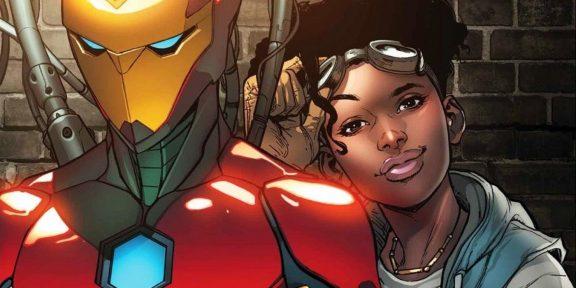 На смену Железному человеку: Marvel рассказала о скором появлении Железного сердца