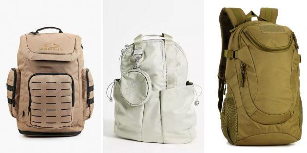 Модный рюкзак на все случаи жизни