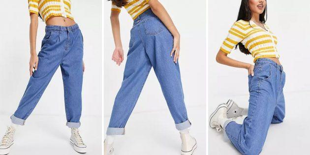 Одежда на осень: женские джинсы Urban Bliss