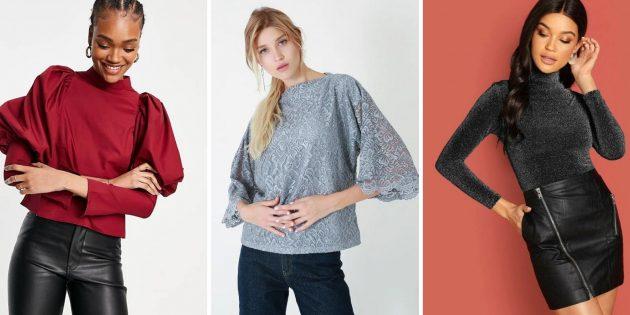 Женская мода осени-2021: «роскошные» украшения и фасоны