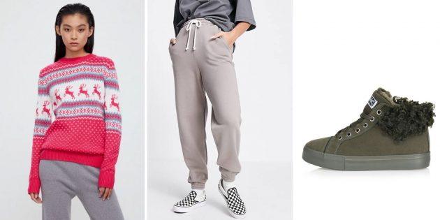 Женская мода осени-2021: одежда в стиле апре-ски