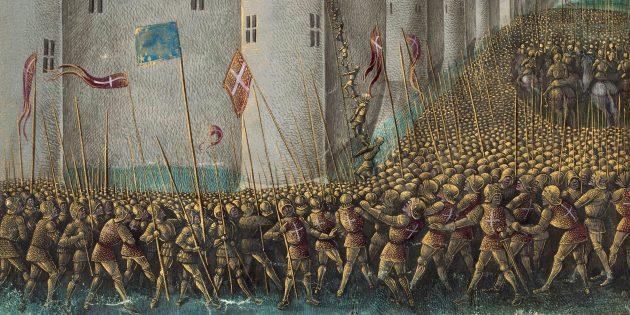 Осада крестоносцами Антиохии