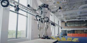 Boston Dynamics показала площадку для тренировки роботов. Есть видео