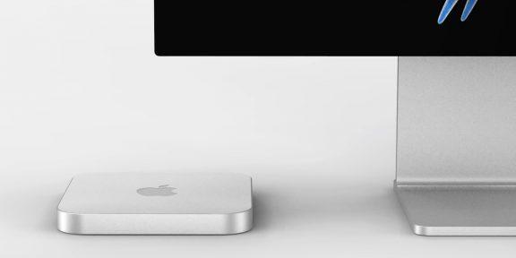 Apple выпустит обновлённый Mac mini с процессором M1X. Он заменит Intel-модель