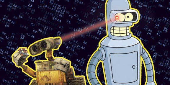 ТЕСТ: Отважный дроид или киборг-убийца? Узнайте, кто вы из известных роботов!