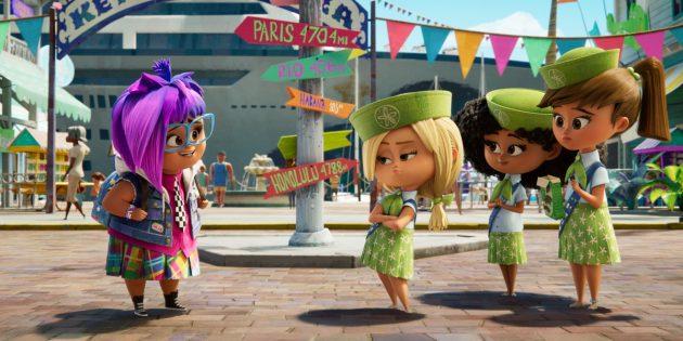 Кадр из мультфильма «Виво»