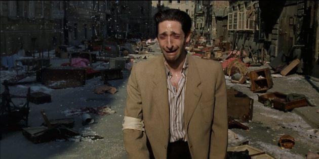 Фильмы про гетто: «Пианист»