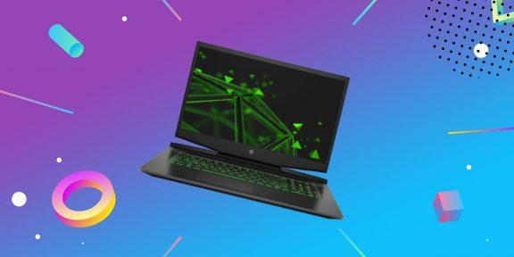 Надо брать: игровой ноутбук HP Pavilion Gaming за 56 390 рублей