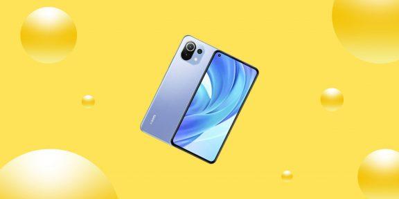 Выгодно: Xiaomi Mi 11 Lite с 8 ГБ оперативной памяти за 21 038 рублей