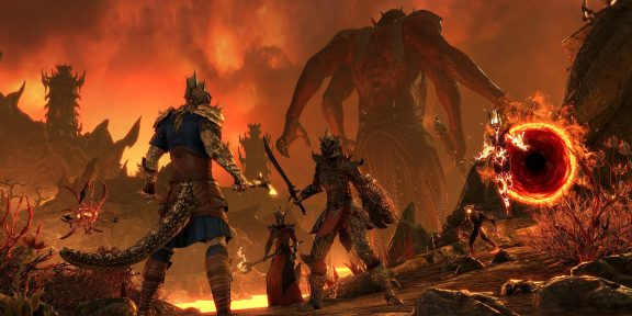 The Elder Scrolls Online временно стала бесплатной на ПК и консолях