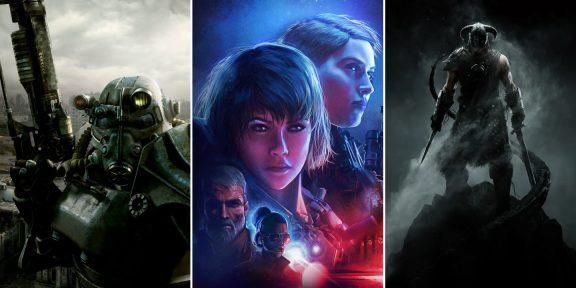 В Steam стартовала распродажа игр Bethesda. Выбрали 10 крутых предложений