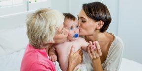 14 ошибок, которые чаще всего совершают молодые мамы по советам бабушек