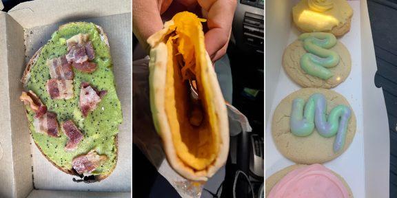 Ожидания против реальности: 12 фото еды в меню и в жизни