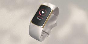Fitbit представила Charge 5 с цветным экраном и NFC
