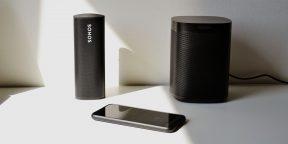 Обзор Sonos Roam — маленькой колонки с Bluetooth, Wi-Fi и AirPlay 2