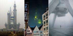 Здания со зловещей аурой: 18 фото из Сети
