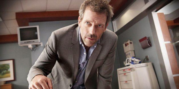 Лучшие сериалы: «Доктор Хаус»
