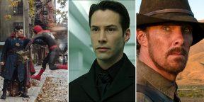 Главное о кино за неделю: трейлер нового «Человека-паука», подробности про «Матрицу-4» и не только