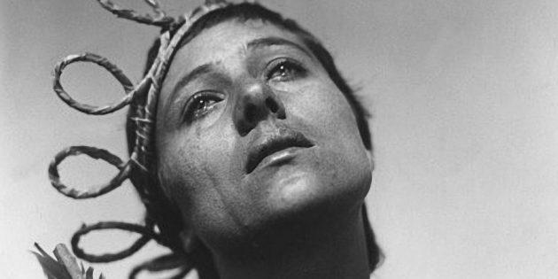 Немые фильмы: «Страсти Жанны д'Арк»