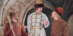 «Кавказская пленница», «Бриллиантовая рука» и ещё 10 фильмов Леонида Гайдая, которые хочется пересматривать снова и снова