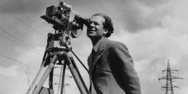 Немые фильмы: «Человек с киноаппаратом»