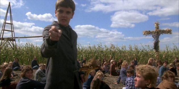 Фильмы про секты: «Дети кукурузы»
