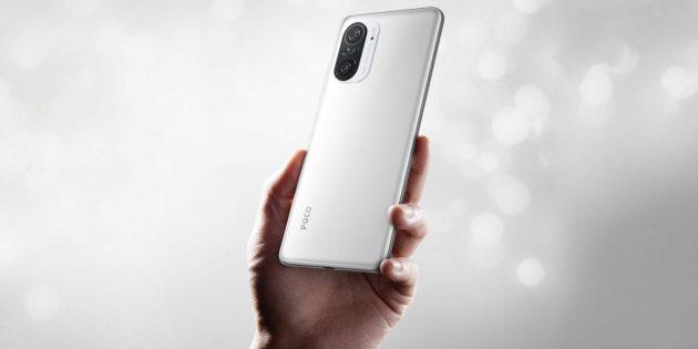 Смартфон Xiaomi POCO F3