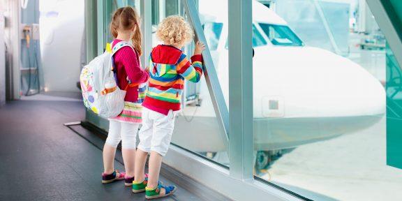 Новые льготы. Как семьям с детьми сэкономить на полётах по России