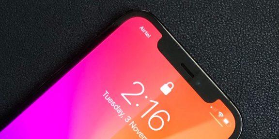 Apple запустила программу бесплатной замены фронтального динамика iPhone 12