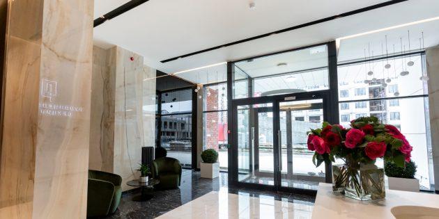 Дома бизнес-класса — это дизайнерская отделка общественных зон