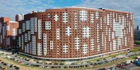 Чем дома бизнес-класса отличаются от эконома и комфорта. Объясняем на примере построенного жилого комплекса «Румянцево-Парк»