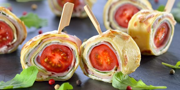 Закуски из помидоров, которые хочется готовить круглый год