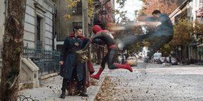 Sony показала первый трейлер фильма «Человек-паук: Нет пути домой»