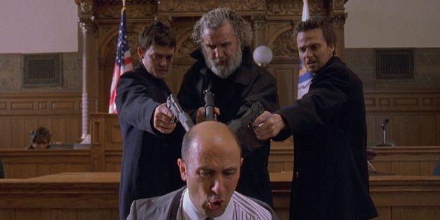 Лучшие криминальные комедии: «Святые из Бундока»