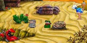 В Google Play бесплатно отдают игру «Братья Пилоты 3: Обратная сторона Земли»