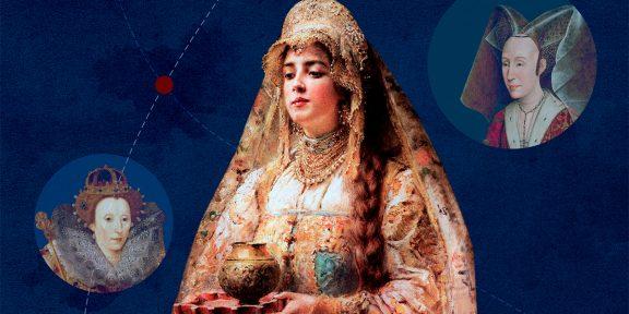 Какая внешность считалась красивой в Средневековье, эпоху Возрождения и в XIX веке