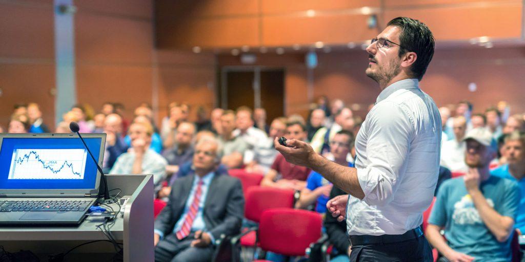 Что делать, чтобы публичное выступление прошло хорошо: спросите аудиторию