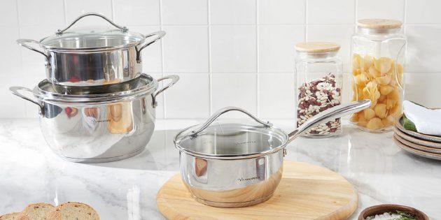Набор посуды Vanhopper