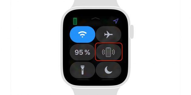 Скрытые функции Apple Watch: поиск iPhone по световому сигналу