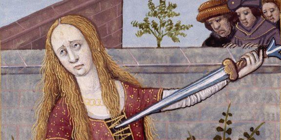 7 ужасных вещей, которые ждали женщин в Средневековье